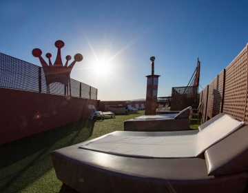 Corona Roja Hotell 2*